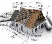 Проект для строительства дома,  коттеджа,  бани. Смета.