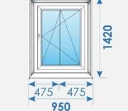 Окна/Двери пвх продажа и установка выезд Жодино и район