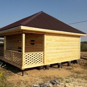 Строительство Дома и бани под заказ.Красиво недорого. Жодино