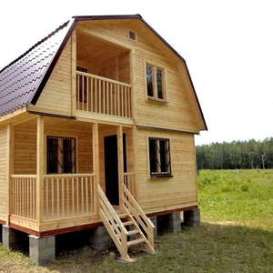 Строительство каркасных Домов в Жодино и районе