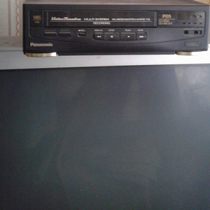 Видеомагнитофон Panasonic NV-P05REEN + 51 кассета