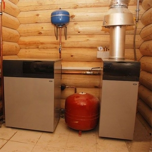 Монтаж систем отопления под ключ : Жодино и район