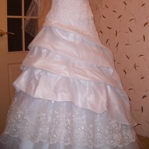 Сдам шикарное свадебное платье недорого