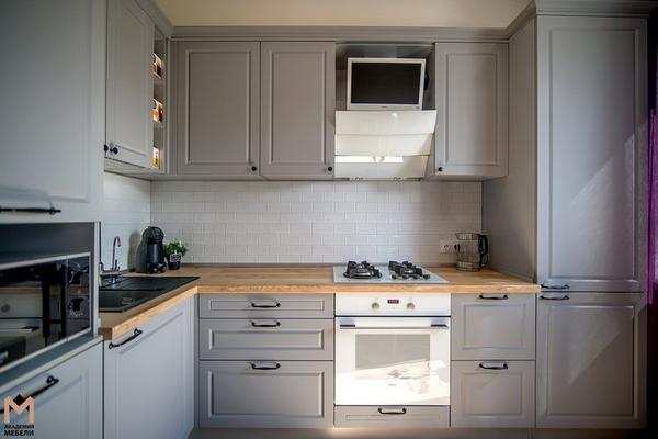 Делаем кухни под заказ 21
