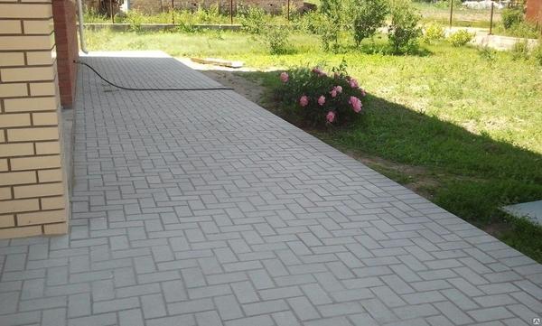 Тротуарная Плитка Укладка от 50 м2 Жодино и рн 5