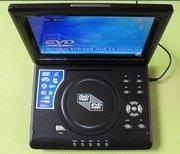 Продаю Портативный ДВД,  MP3,  MP4 плеер c телевизором. 10 дюймов экран.