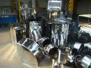 Производство воздуховодов из оцинкованной и нержавеющей стали.